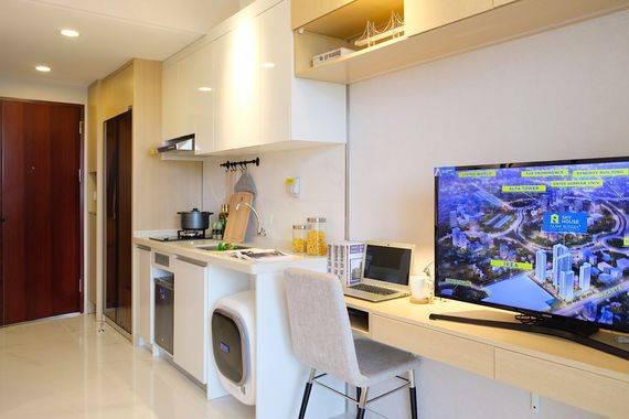 Sky House Alam Sutera Studio