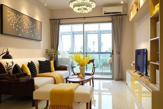 Tipe 3 Bedroom Living Room